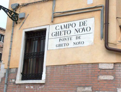 Venezia – Ghetto Ebraico
